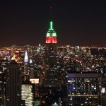Christmas and Holiday Images - Empire-State-Building-Christmas