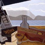 Modern and Abstract Art - Juan-Gris-The-Open-Window