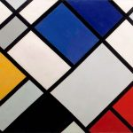 Modern and Abstract Art - Theo-van-Doesburg-Counter-Composition-XVI