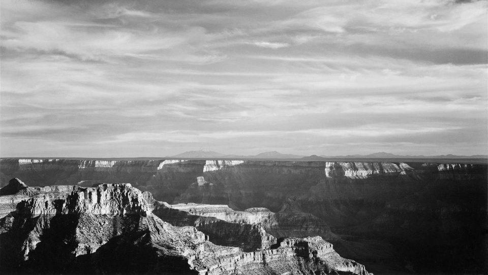 Ansel_Adams_-Grand-Canyon-North-Rim–_National_Archives