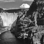 Ansel Adams - National Archives Boulder-Dam-from-Across-the-Colorado-River