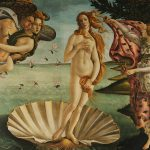 Digital TV Art Renaissance Masterworks - Botticelli-Birth-of-Venus