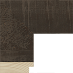 TV Frame Hardwood Selections - Dillon Walnut