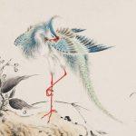 Digital TV Art - Asian Art - Hua-Yan - Birds-and-Flowers