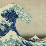 Digital TV Art - Asian Art - Katsushika-Hokusai - Great-Wave-off-Kanagawa