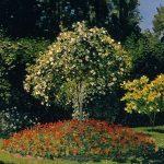 Digital TV Art - Impressionist Masters - Monet-Woman-in-a-Garden