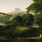 Thomas-Cole - Course of Empire - Arcadian