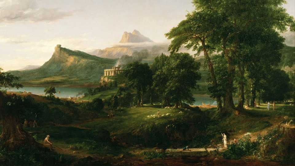 Thomas-Cole-Course-Of-Empire-Arcadian
