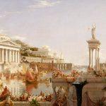 Thomas-Cole -Course of Empire - Consummation