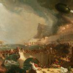 Thomas-Cole - Course of Empire - Destruction