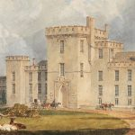 JMW Turner - View-of-Hampton-Court-Hertefordshire-from-the-Northwest-1806