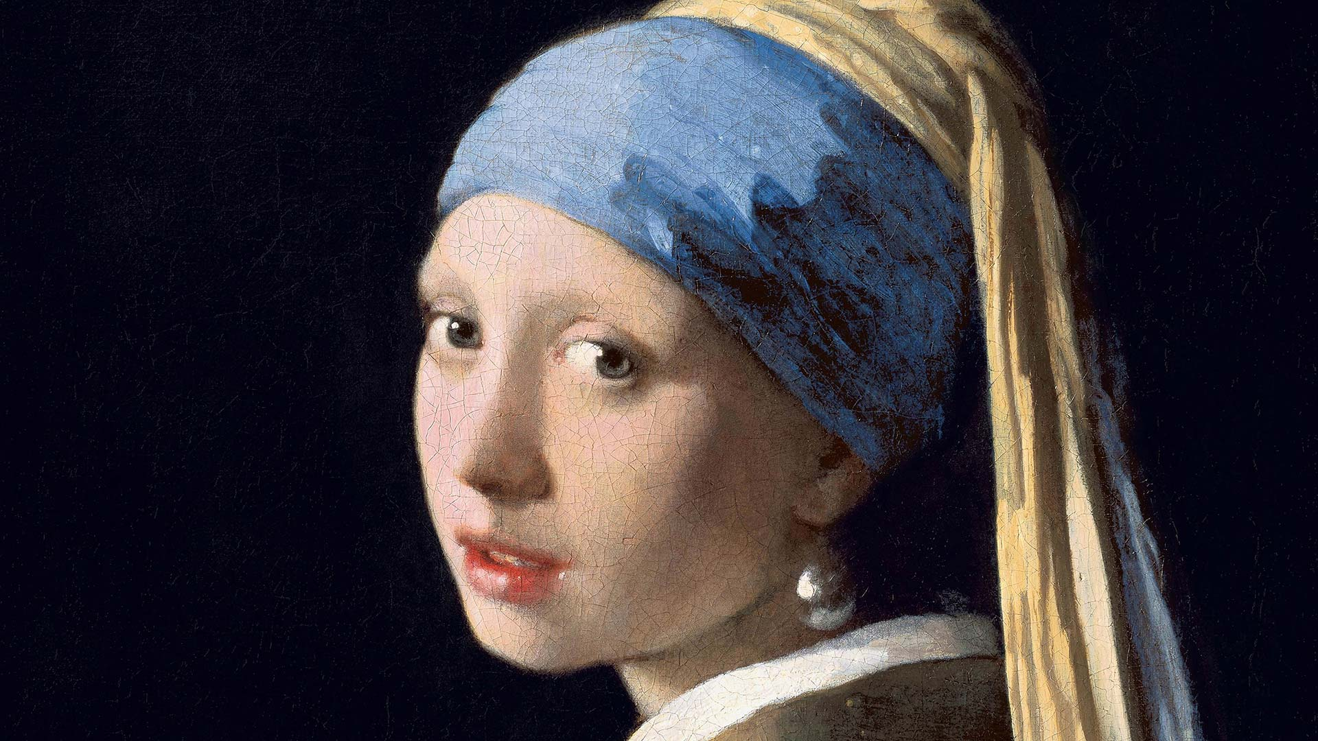 Digital TV Art Renaissance Masterworks - Vermeer-Girl-with-a-Pearl-Earring