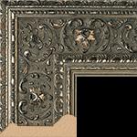 TV Frame Hardwood Selections - Ambrosia Silver