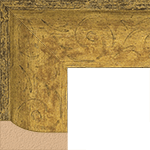 TV Frame Hardwood Selections - Mantilla Gold
